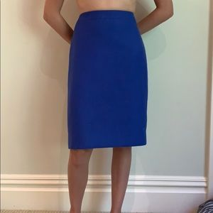 JCrew winter pencil skirt